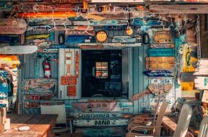 Strandbude:Kiosk